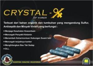 crystal x yogyakarta