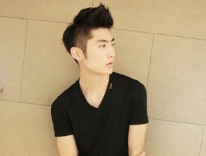 Short hair mohichan - korean hair styles